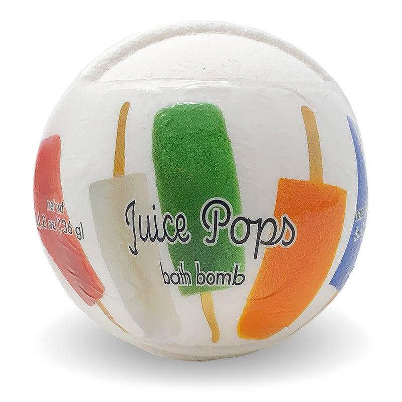Bath Bomb - JUICE POPS