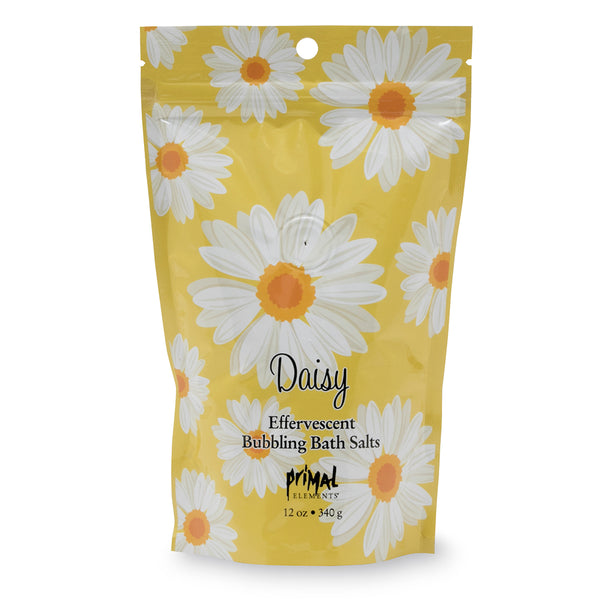 Bubbling Bath Salt - DAISY