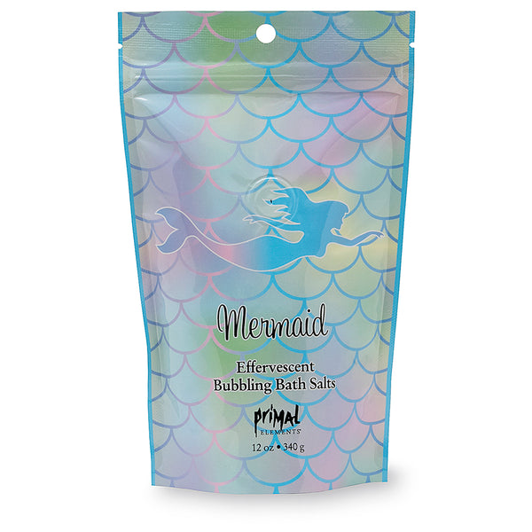 Bubbling Bath Salt - MERMAID