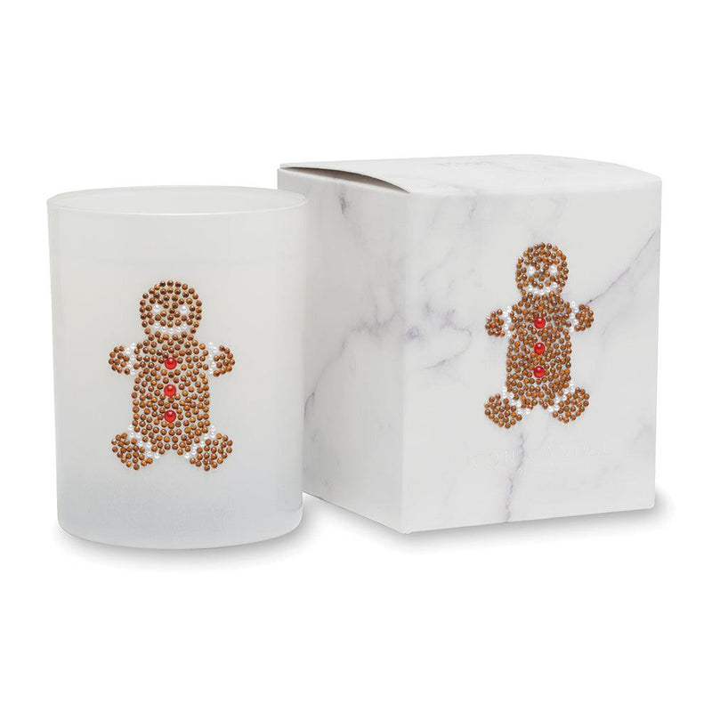Icon Candle - GINGERBREAD MAN