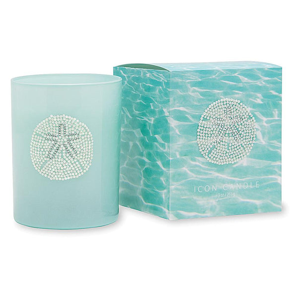 Icon Candle - SAND DOLLAR