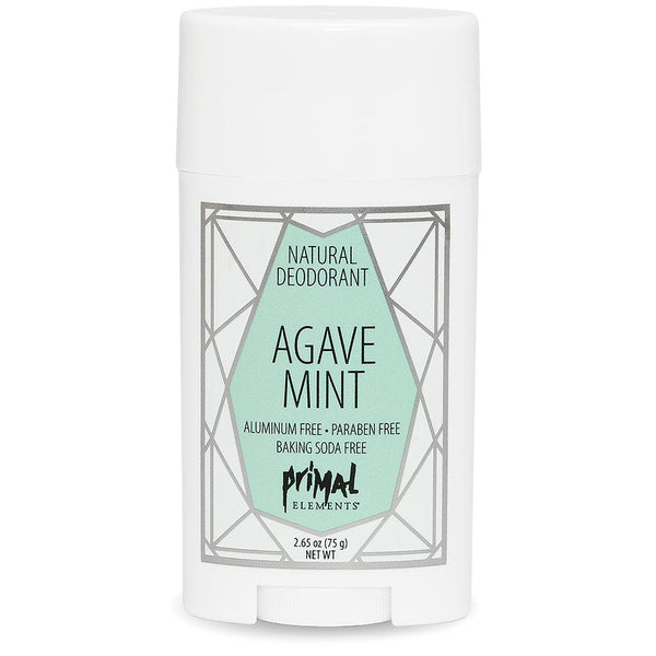 All Natural Deodorant - AGAVE MINT