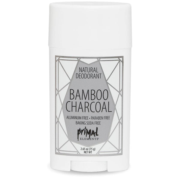 All Natural Deodorant - BAMBOO CHARCOAL