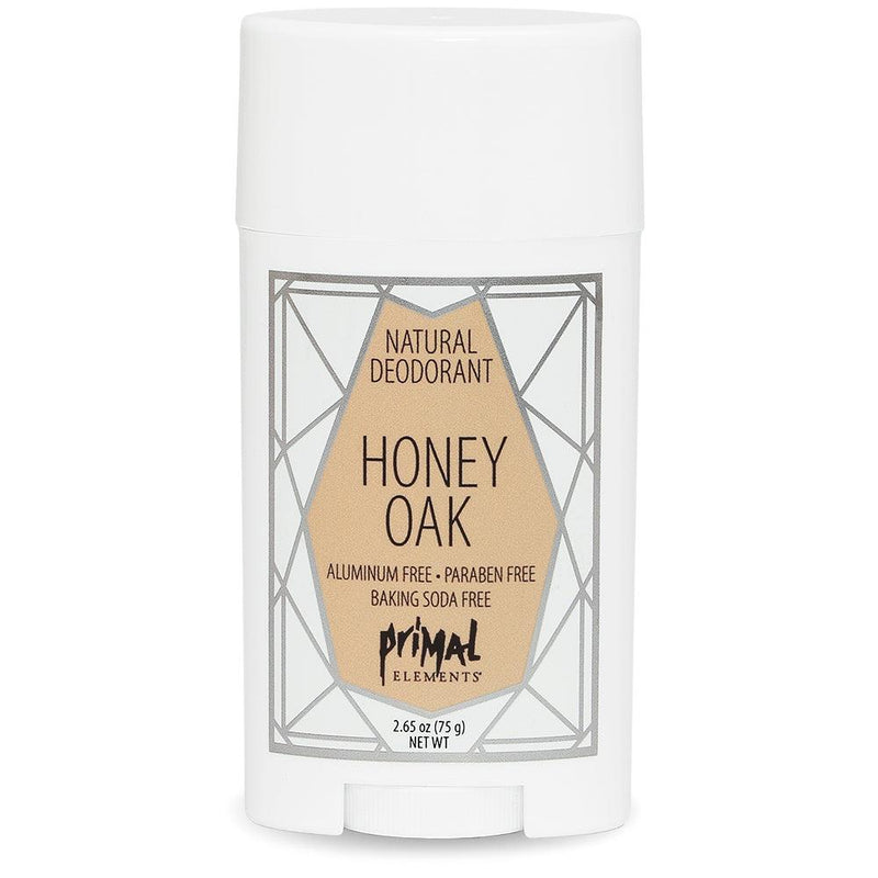 All Natural Deodorant - HONEY OAK
