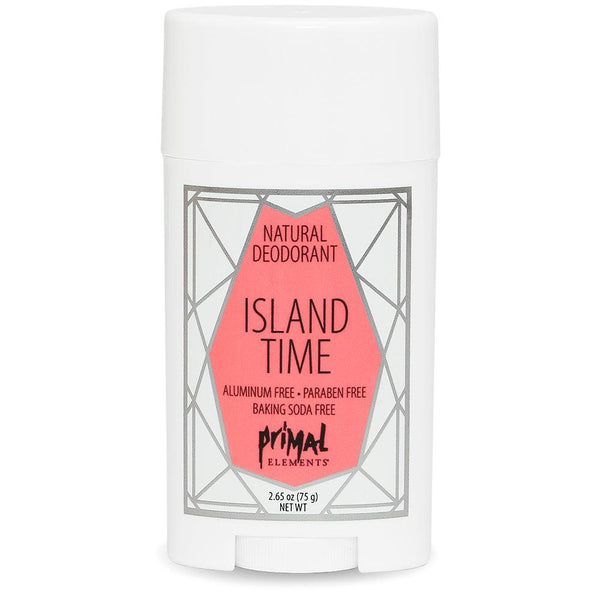 All Natural Deodorant - ISLAND TIME