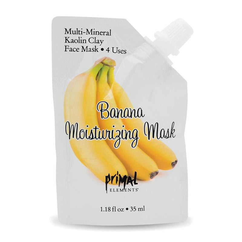 Face Mask - BANANA MOISTURIZING