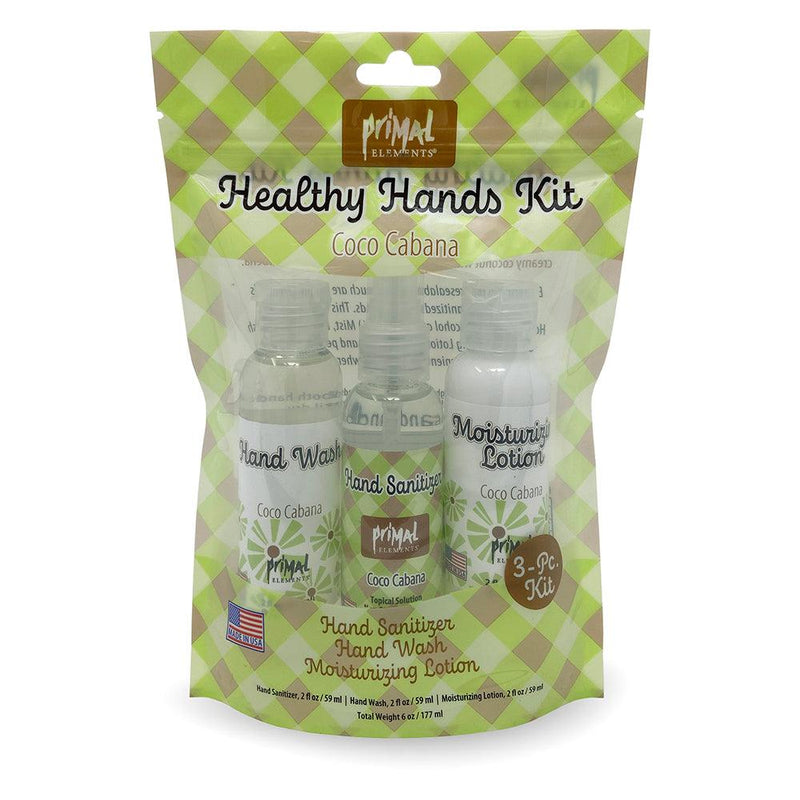 Healthy Hands Kit - Coco Cabana