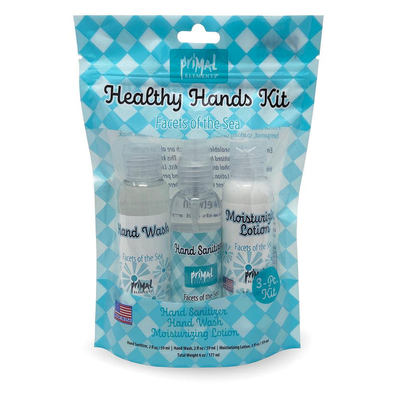 Healthy Hands Kit - Facets of the Sea