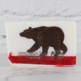 Bar Soap 5.8 oz. - CALIFORNIA BEAR
