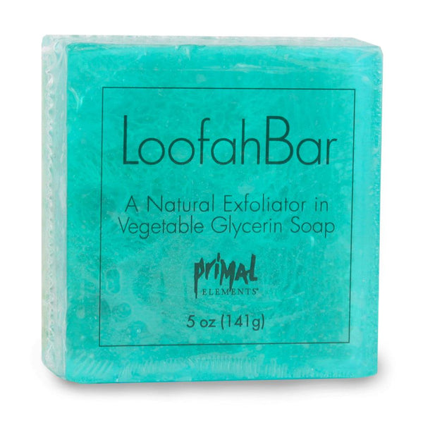 LoofahBar Soap 5.0 oz. - FACETS OF THE SEA