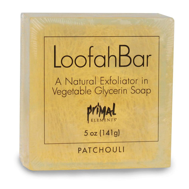 LoofahBar Soap 5.0 oz. - PATCHOULI