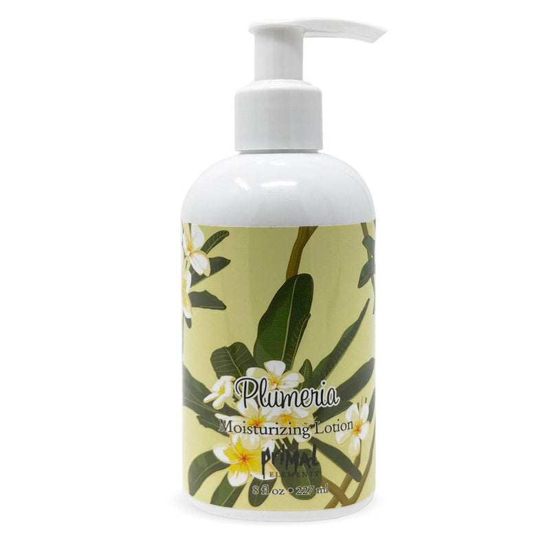 Moisturizing Lotion 8 oz. - PLUMERIA