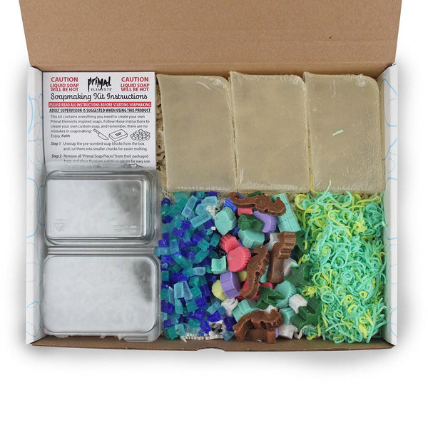 Soap Making Kit - UNDER THE SEA