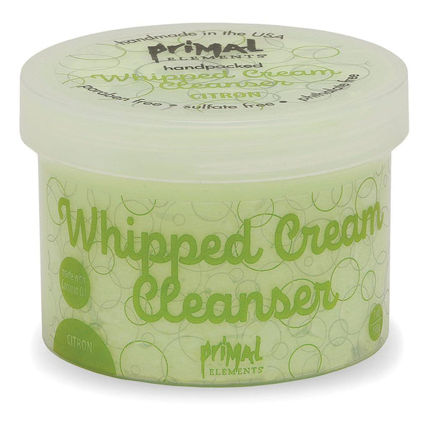 Whipped Cream Cleanser - CITRON