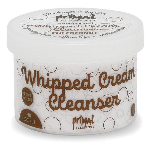 Whipped Cream Cleanser - FIJI COCONUT