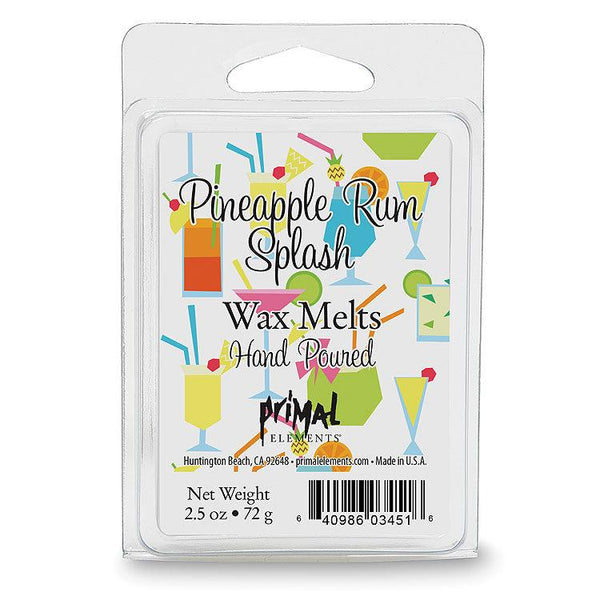 Wax Melts - PINEAPPLE RUM SPLASH