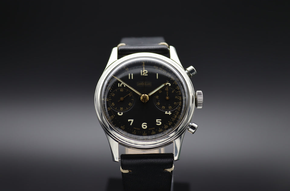 ANGELUS | AIRFORCE CHRONOGRAPH OVERSIZE | 1940er