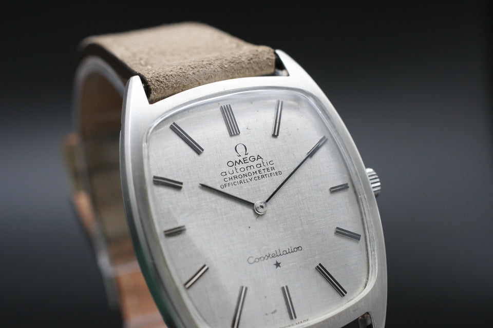OMEGA | VINTAGE CONSTELLATION SWISS MADE