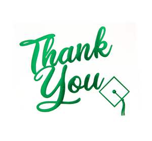 Thank You Notes (packs of 25)