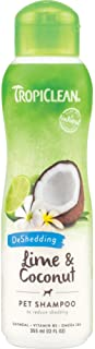 TROPICLEAN LIME & COCONUT SHAMPOO 355ml