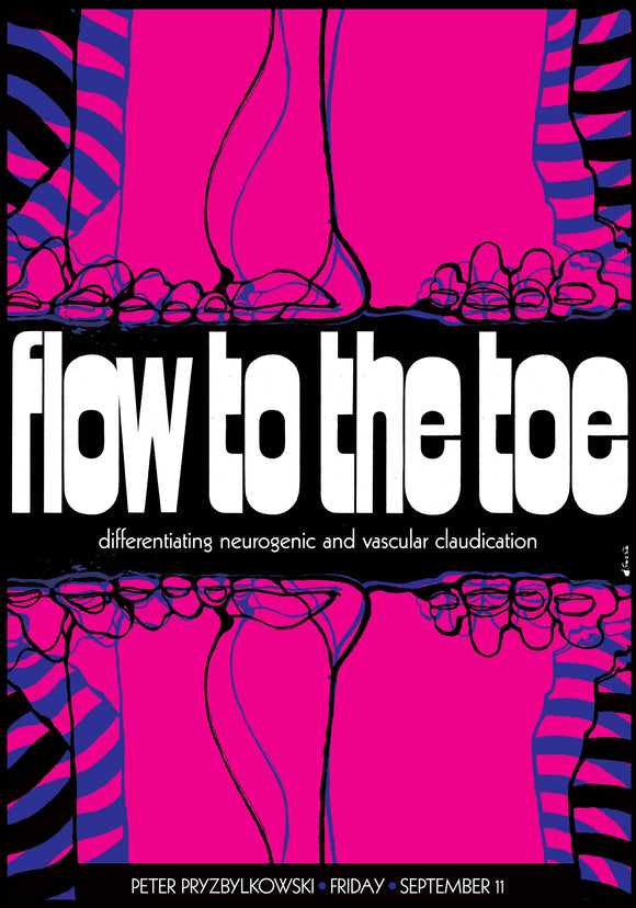 Flow to the Toe: Differentiating Neurogenic and Vascular Claudication