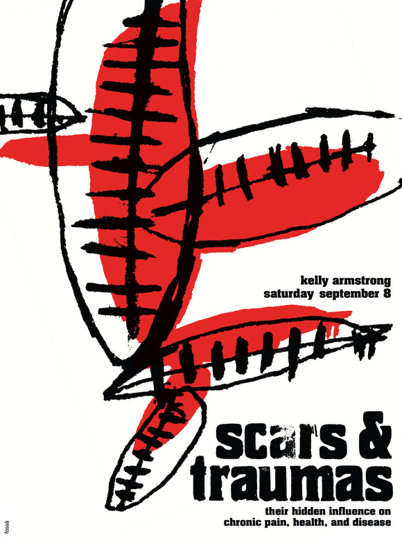 Scars & Traumas: Their Hidden Influence on Chronic Pain, Health, and Disease