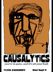 Causalytics - You're in Pain, and it's all Your Fault
