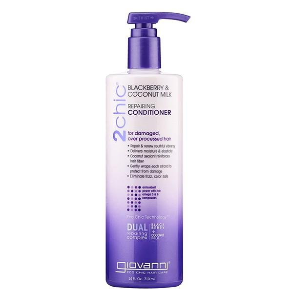 Giovanni Cosmetics - 2chic®  - Repairing Conditioner with Blackberry & Coconut Milk