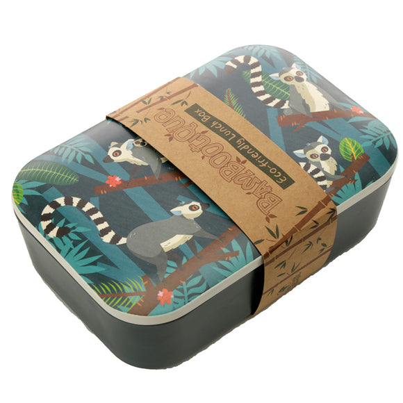 Bambootique Spirit of the Night Lemur Lunch Box.
