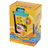 The Beatles Yellow Submarine Screw Top Travel Mug