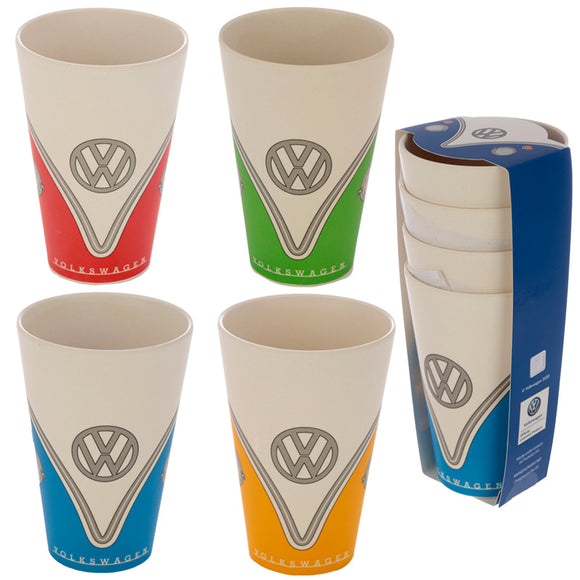 Volkswagen Bamboo Cups-biglittlebamboo.co.uk