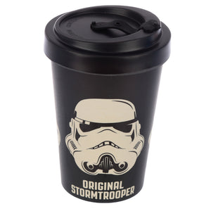 Original Stormtrooper Black Screw Top Travel Mug