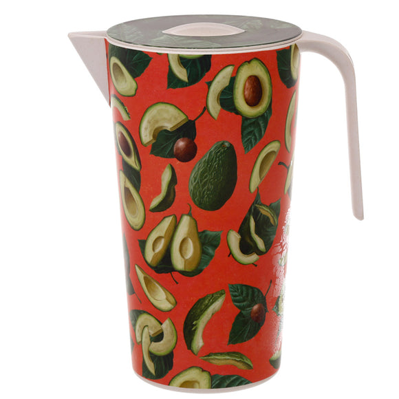 Bambootique Avocado Water Jug-biglittletrading.co.uk