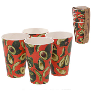 Bambootique Avocado Cup Set-biglittletrading.co.uk
