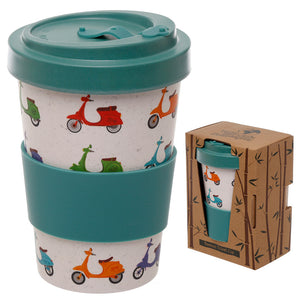 Eco-Friendly Bambootique Travel Mug-biglittlebamboo.co.uk