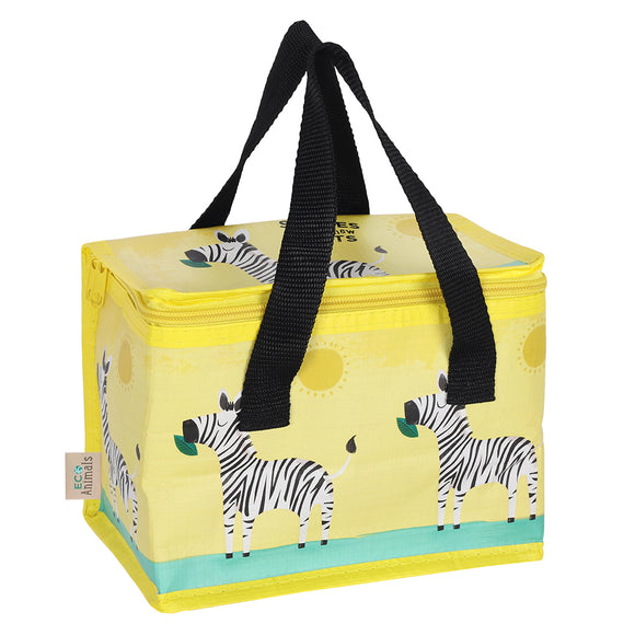 Ziggy Zebra Lunch Bag-biglittlebamboo.co.uk
