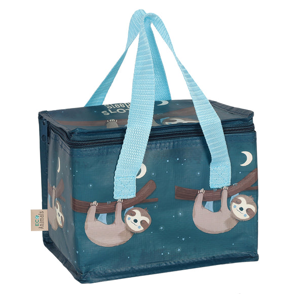 Sidney Sloth Lunch Bag-biglittlebamboo.co.u