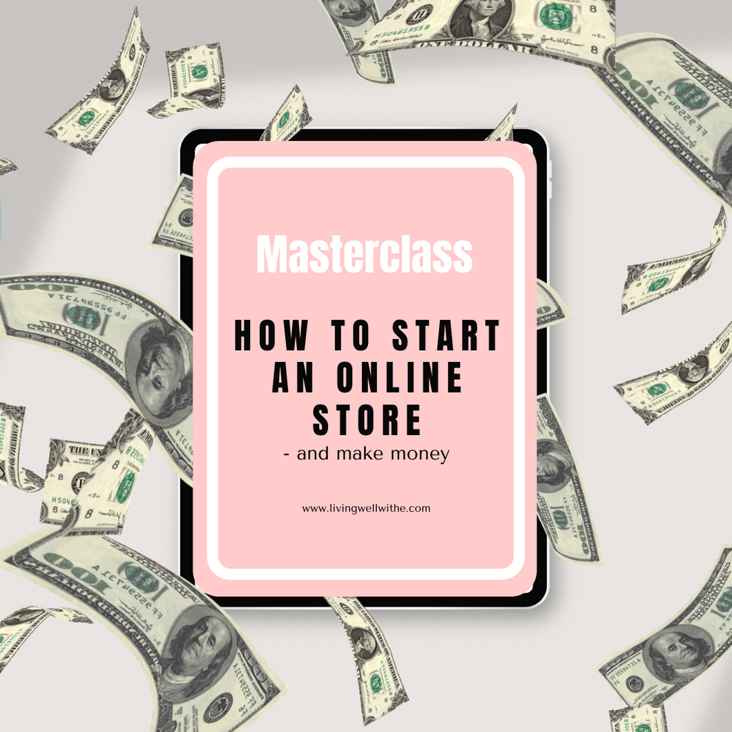 (Pre-Order) How to Start an Online Store