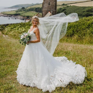 REAL BRIDES - Becky Cioffi