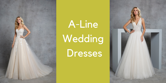 A-Line Wedding Dresses Plymouth