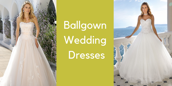Ballgown Wedding Dresses
