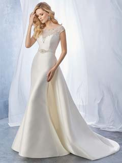 Joanie wedding dress
