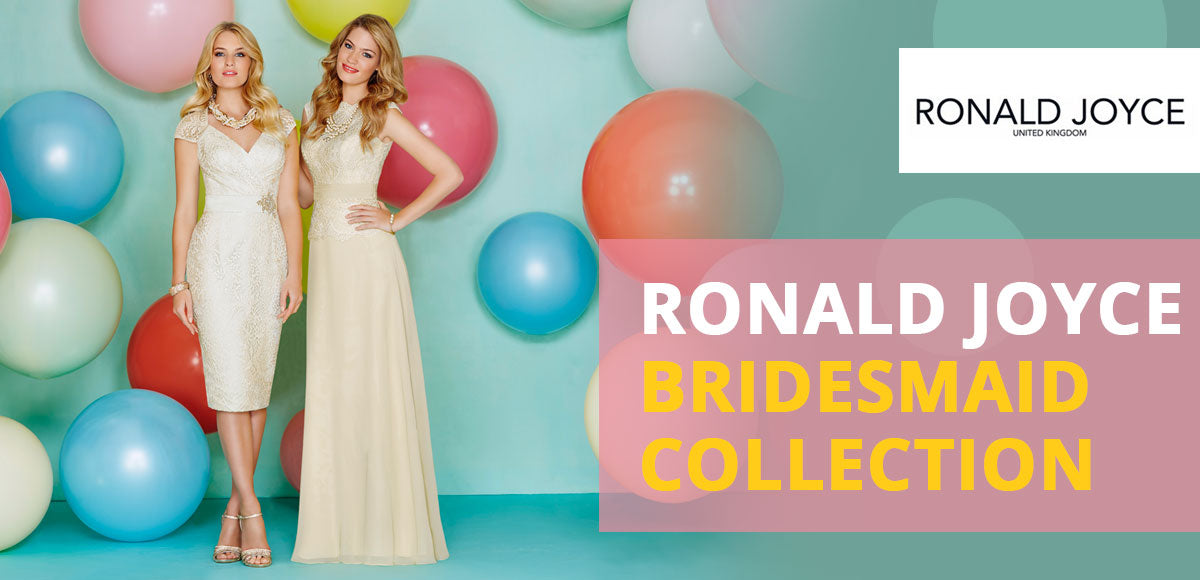 Ronald Joyce Bridesmaid 2017 Collection