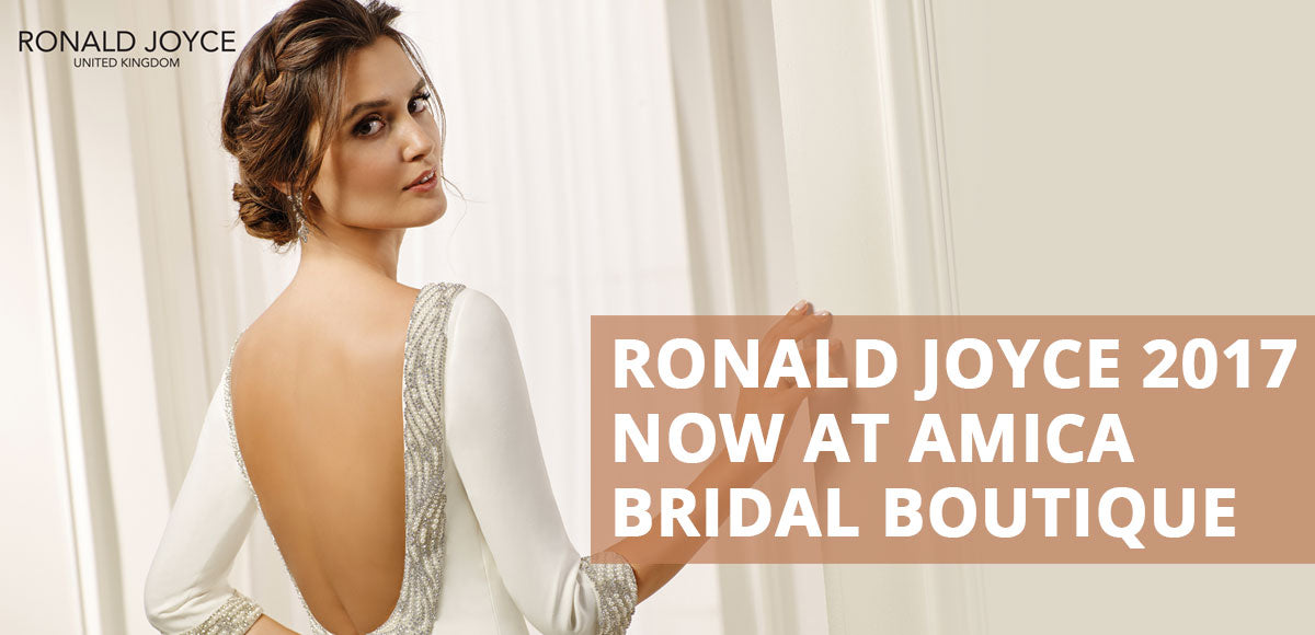 Ronald Joyce 2017 Collection in store now