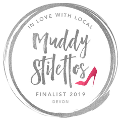 muddy stilettos awards finalist - best fashion store in devon