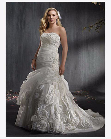 Lacey - Alfred Angelo Wedding Dress - Size 12