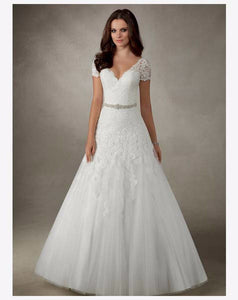 Achante - Ronald Joyce Wedding Dress - Size 14