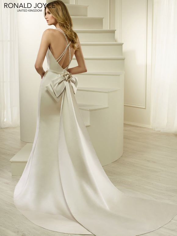 Halona Wedding Dress by Ronald Joyce