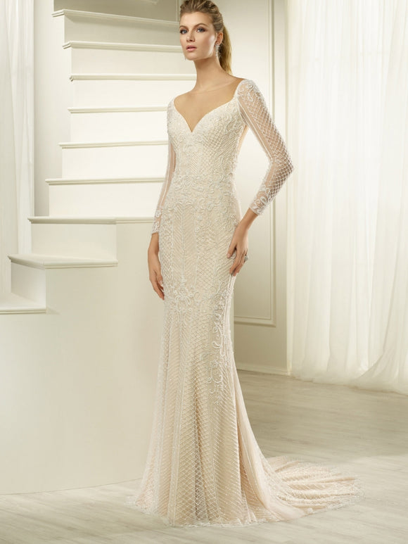 Ronald Joyce Hatsy Wedding Dress 69266