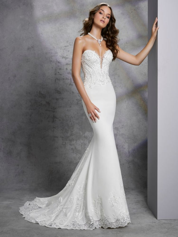 Idina wedding dress by Victoria Jane